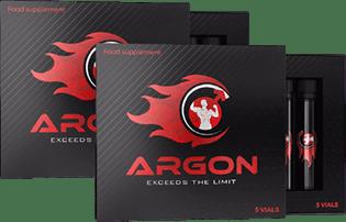 2 Cutii ARGON