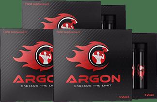 3 Cutii ARGON