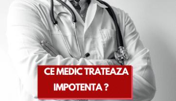 Ce medic trateaza impotenta