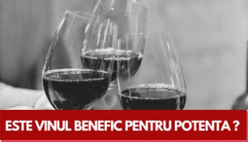 Cel mai bun vin pentru Potenta și Erecție